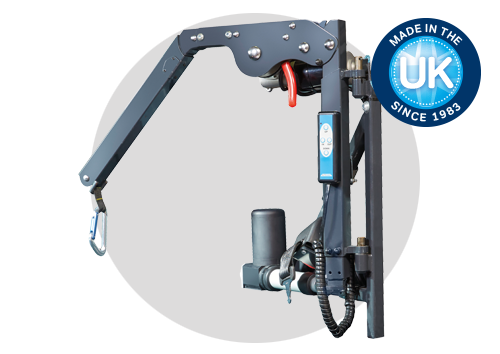 Auto Lifts For Disabled : Autochair mini hoist scooter and wheelchair lift